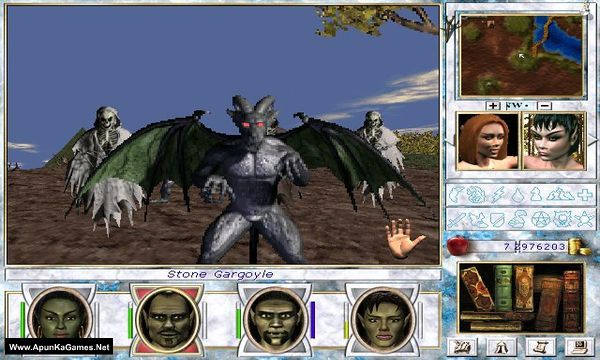 Might and Magic 7: For Blood and Honor Screenshot 2, Full Version, PC Game, Download Free