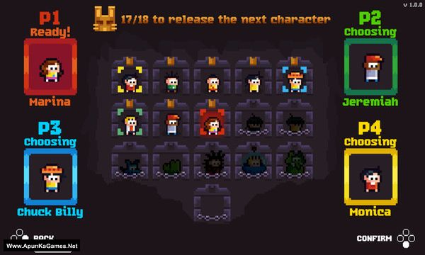 Monica e a Guarda dos Coelhos Screenshot 1, Full Version, PC Game, Download Free