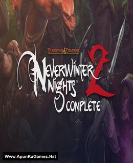 Neverwinter Nights 2 Complete Cover, Poster, Full Version, PC Game, Download Free