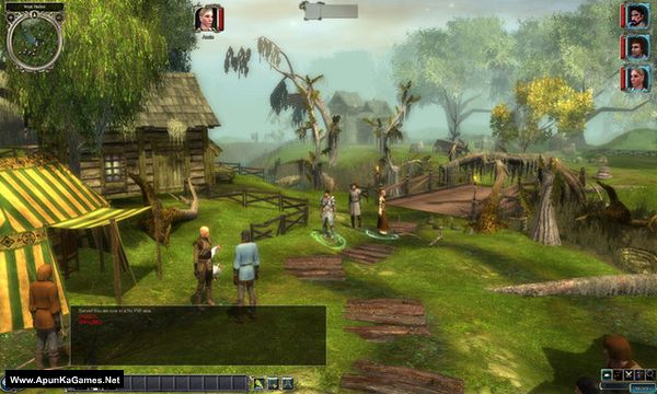 Neverwinter Nights 2 Complete Screenshot 1, Full Version, PC Game, Download Free