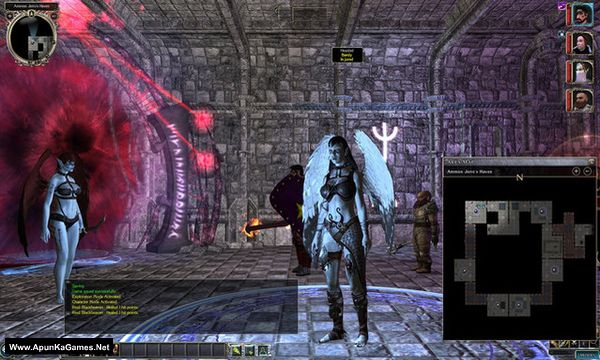 Neverwinter Nights 2 Complete Screenshot 2, Full Version, PC Game, Download Free