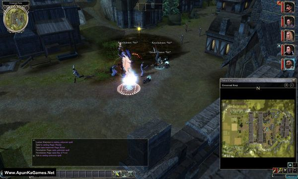 Neverwinter Nights 2 Complete Screenshot 3, Full Version, PC Game, Download Free