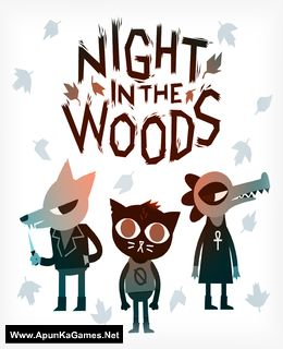 Night in the Woods Cover, Poster, Full Version, PC Game, Download Free