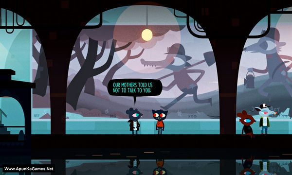 Night in the Woods Screenshot 1, Full Version, PC Game, Download Free