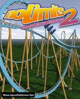 NoLimits 2 Roller Coaster Simulation Cover, Poster, Full Version, PC Game, Download Free