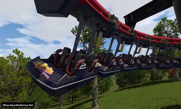 NoLimits 2 Roller Coaster Simulation Screenshot 1, Full Version, PC Game, Download Free