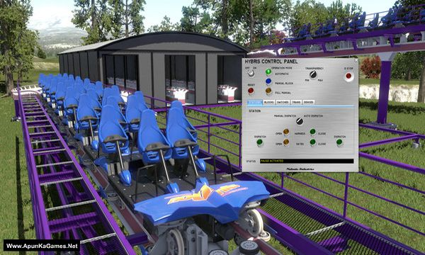 NoLimits 2 Roller Coaster Simulation Screenshot 3, Full Version, PC Game, Download Free