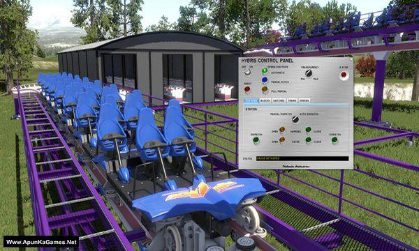 NoLimits 2 Roller Coaster Simulation Screenshot 3, Full Version, PC Game, Download Free