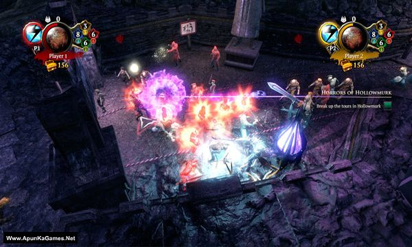 Overlord: Fellowship of Evil Screenshot 2, Full Version, PC Game, Download Free