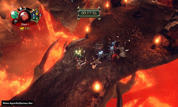 Overlord: Fellowship of Evil Screenshot 3, Full Version, PC Game, Download Free