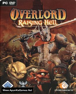 Overlord: Raising Hell Cover, Poster, Full Version, PC Game, Download Free
