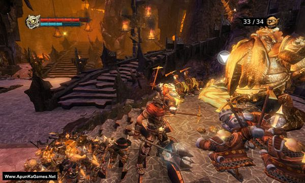 Overlord: Raising Hell Screenshot 1, Full Version, PC Game, Download Free