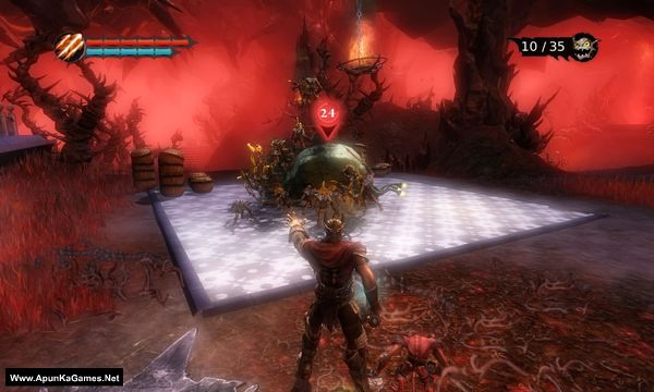 Overlord: Raising Hell Screenshot 2, Full Version, PC Game, Download Free