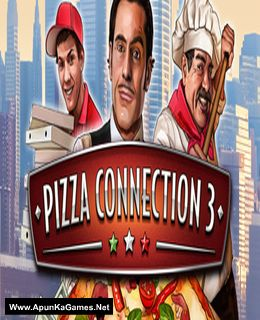 Pizza Connection 3 Cover, Poster, Full Version, PC Game, Download Free