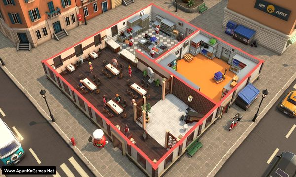 Pizza Connection 3 Screenshot 1, Full Version, PC Game, Download Free