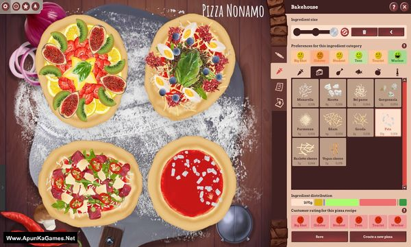 Pizza Connection 3 Screenshot 2, Full Version, PC Game, Download Free