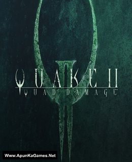 Quake 2: Quad Damage Cover, Poster, Full Version, PC Game, Download Free