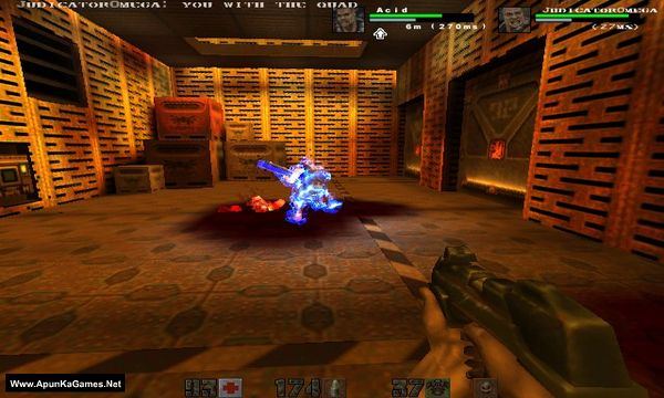Quake 2: Quad Damage Screenshot 1, Full Version, PC Game, Download Free