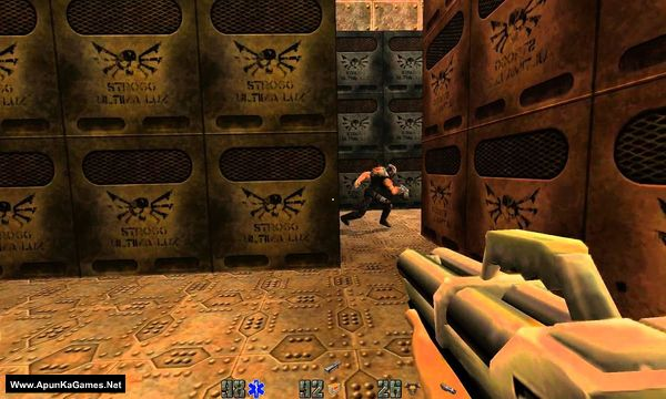 Quake 2: Quad Damage Screenshot 3, Full Version, PC Game, Download Free