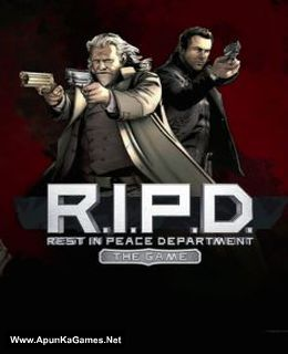 R.I.P.D. The Game Cover, Poster, Full Version, PC Game, Download Free