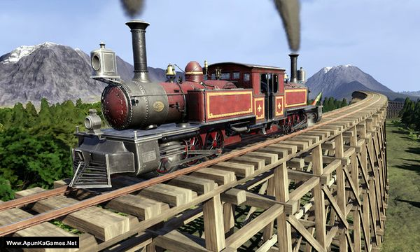 Railway Empire: Mexico Screenshot 1, Full Version, PC Game, Download Free