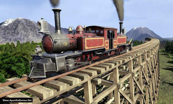 Railway Empire: Mexico Screenshot 1, Full Version, PC Game, Download Free