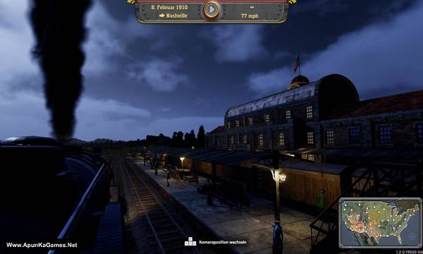 Railway Empire: Mexico Screenshot 2, Full Version, PC Game, Download Free