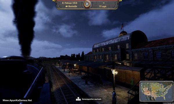 Railway Empire: Mexico Screenshot 2, Full Version, PC Game, Download Free