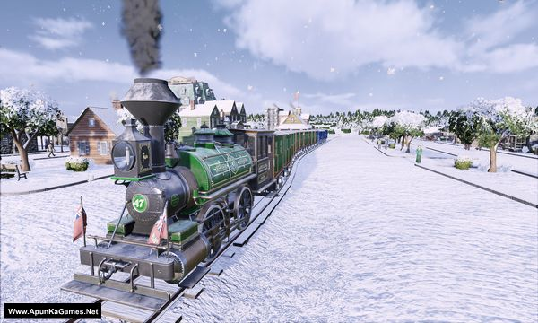 Railway Empire: Mexico Screenshot 3, Full Version, PC Game, Download Free