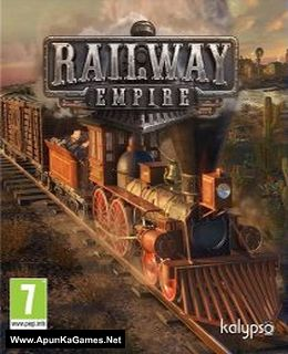 Railway Empire Cover, Poster, Full Version, PC Game, Download Free