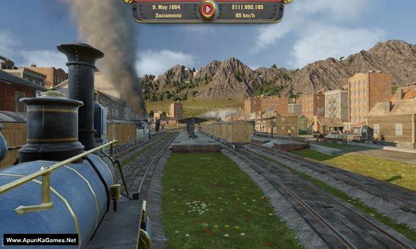 Railway Empire Screenshot 1, Full Version, PC Game, Download Free