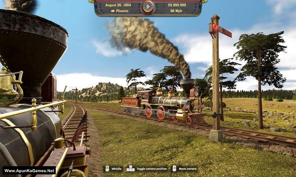 Railway Empire Screenshot 3, Full Version, PC Game, Download Free