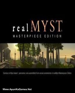 realMyst: Masterpiece Edition Cover, Poster, Full Version, PC Game, Download Free