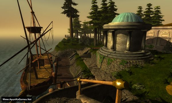 realMyst: Masterpiece Edition Screenshot 1, Full Version, PC Game, Download Free