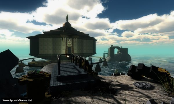 realMyst: Masterpiece Edition Screenshot 2, Full Version, PC Game, Download Free