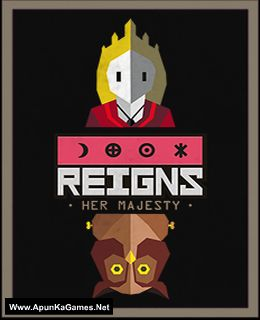 Reigns: Her Majesty Cover, Poster, Full Version, PC Game, Download Free