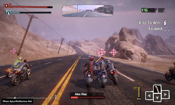 Road Redemption Screenshot 1, Full Version, PC Game, Download Free