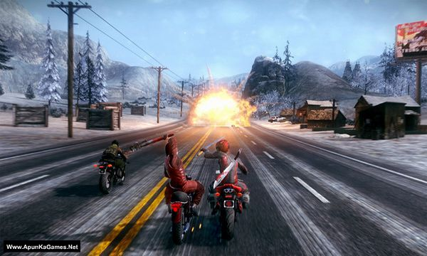 Road Redemption Screenshot 2, Full Version, PC Game, Download Free