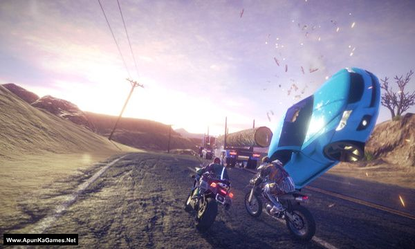 Road Redemption Screenshot 3, Full Version, PC Game, Download Free