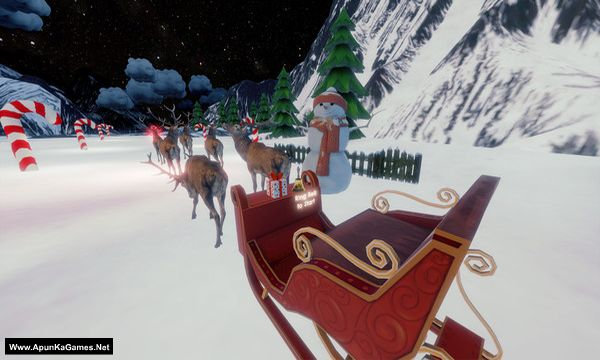 Santa Simulator Screenshot 1, Full Version, PC Game, Download Free