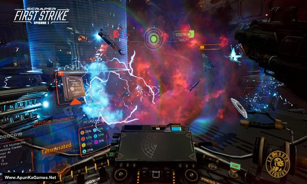 Scraper: First Strike Screenshot 1, Full Version, PC Game, Download Free