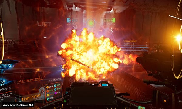 Scraper: First Strike Screenshot 2, Full Version, PC Game, Download Free