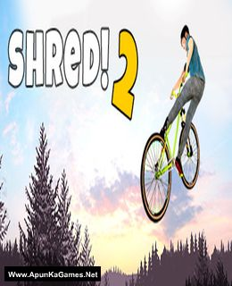 Shred! 2 - Freeride Mountain Biking Cover, Poster, Full Version, PC Game, Download Free