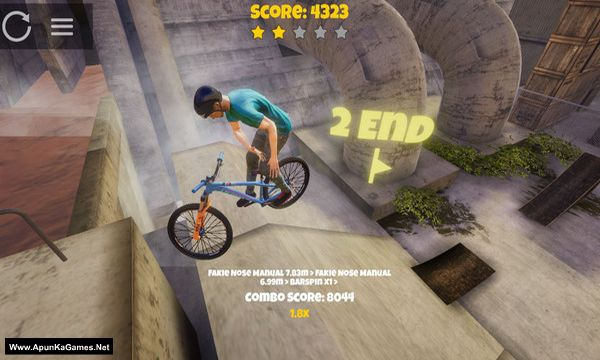 Shred! 2 - Freeride Mountain Biking Screenshot 1, Full Version, PC Game, Download Free