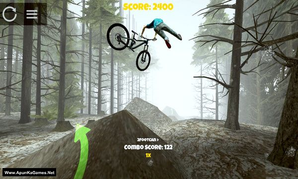Shred! 2 - Freeride Mountain Biking Screenshot 2, Full Version, PC Game, Download Free