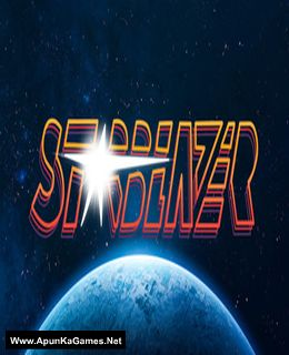Starblazer Cover, Poster, Full Version, PC Game, Download Free
