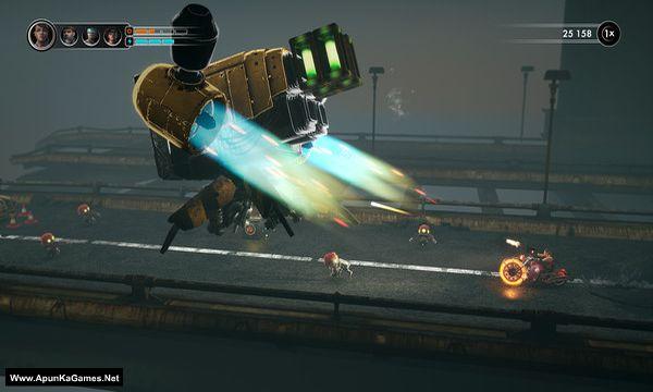 Steel Rats Screenshot 1, Full Version, PC Game, Download Free
