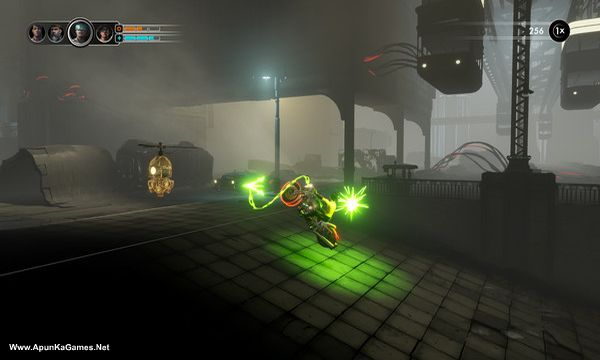 Steel Rats Screenshot 3, Full Version, PC Game, Download Free