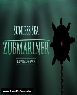 Sunless Sea: Zubmariner Cover, Poster, Full Version, PC Game, Download Free
