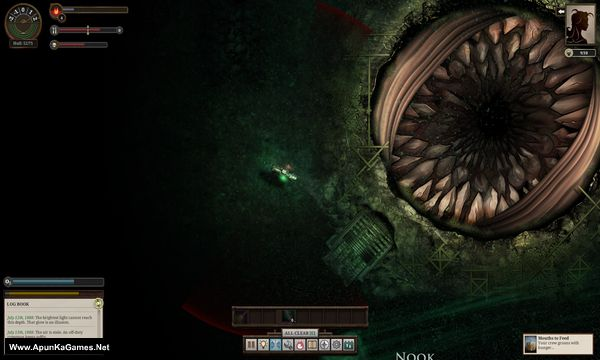 Sunless Sea: Zubmariner Screenshot 1, Full Version, PC Game, Download Free